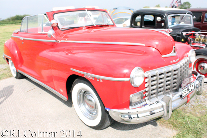 Dodge Deluxe Convertible, Summer Classics, Easter Compton