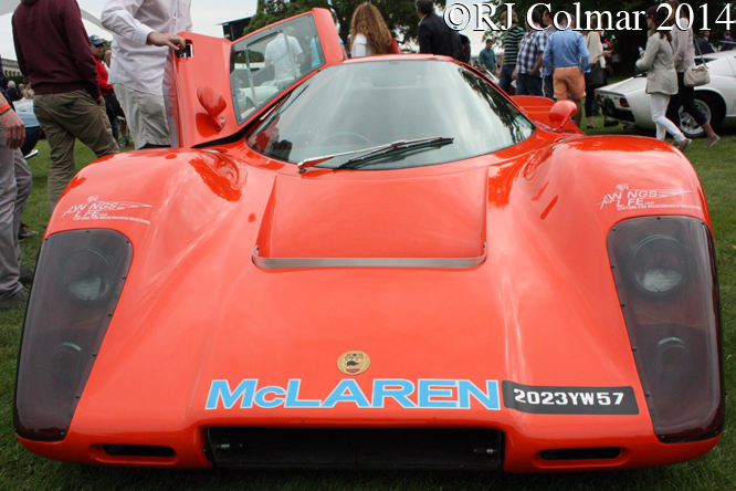 McLaren M12, Goodwood Festival of Speed