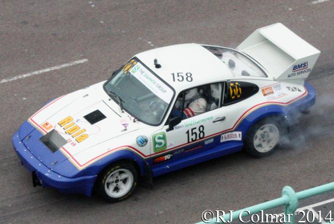 Porsche 911, Barry Stewart, Brighton Speed Trials,