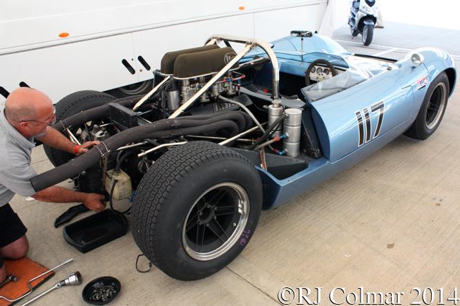 Lola T70, Silverstone Classic