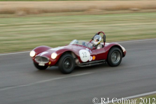 Maserati A6GCS, Hüni / Stippler, Freddie March Memorial Trophy, Goodwood Revival