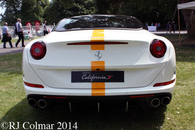 Ferrari California T, Goodwood Festival of Speed