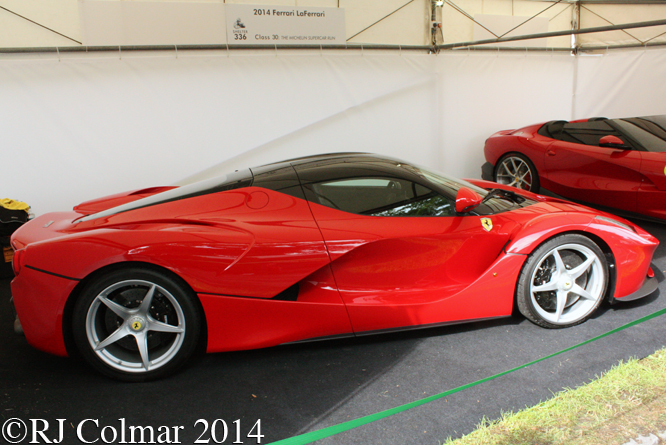 La Ferrari, Goodwood Festival of Speed