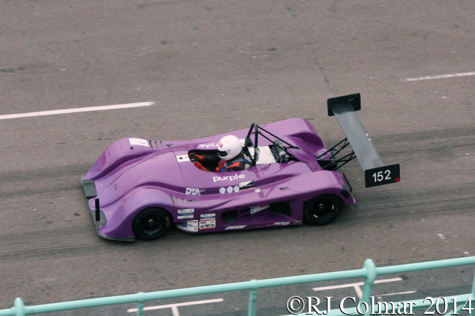 Force SR4, Rob Stevens, Brighton Speed Trials,