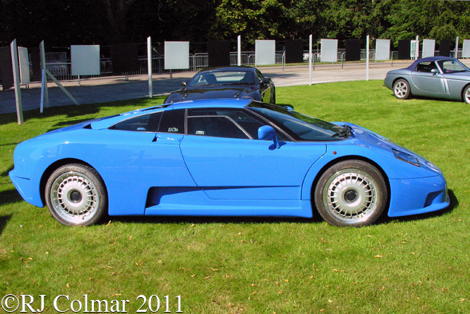 Bugatti EB110 GT, Goodwood Festival of Speed