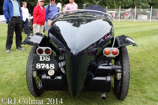 Bugatti Type 23 Brescia Tourer, Goodwood Festival of Speed
