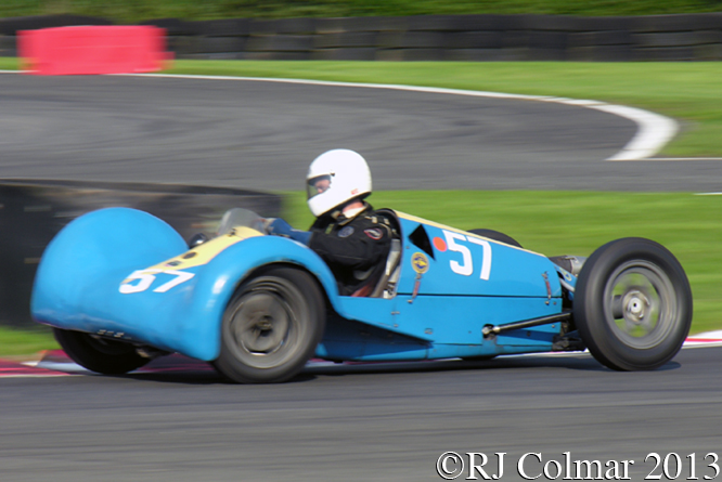 Revis, Bishop-Miller, Oulton Park