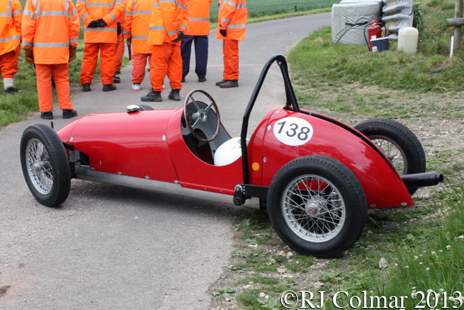 Iota P1.01, 5th Tony Marsh Memorial Weekend, Gurston Down