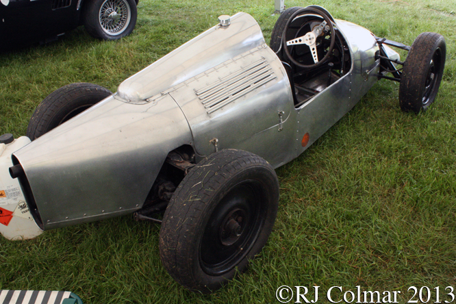 Cooper 500 Prototype, Cholmondeley Pageant of Power