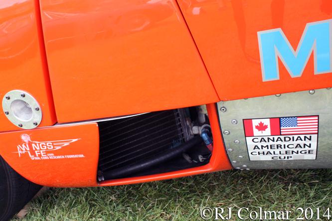 McLaren M12, Goodwood Festival of Speed