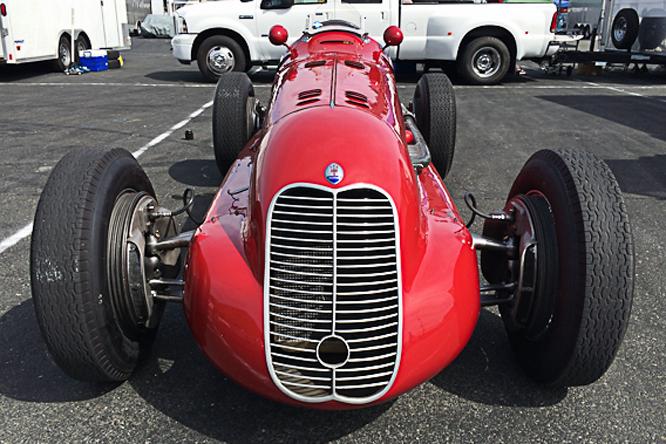 Maserati 4CL,  Sonoma Historics