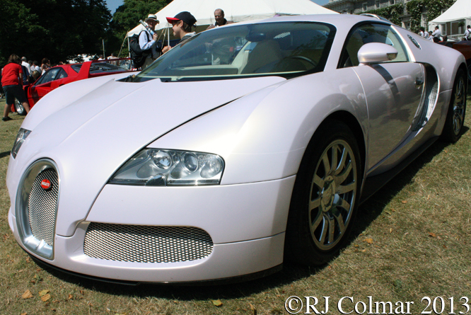 Bugatti EB 16.4, Goodwood Festival of Speed,