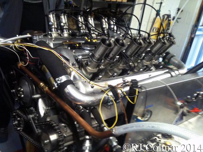 Jaguar DOHC V12,
