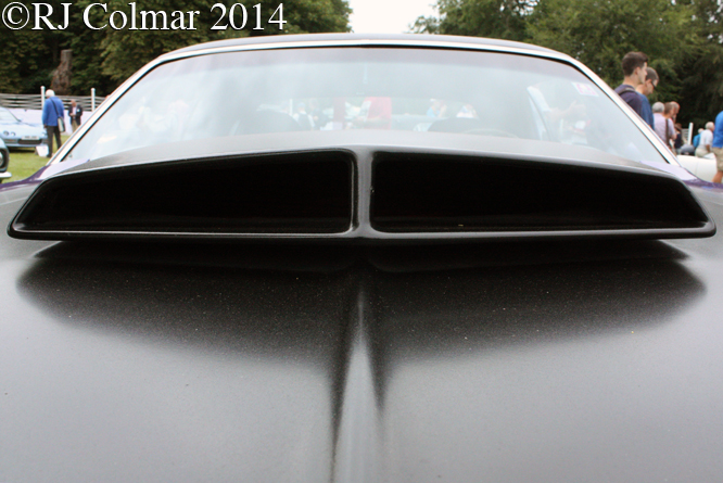 Dodge Challenger T/A, Goodwood Festival of Speed