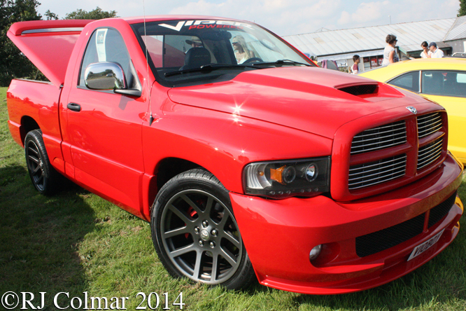 Dodge RAM SRT 10, Kernow Mill,