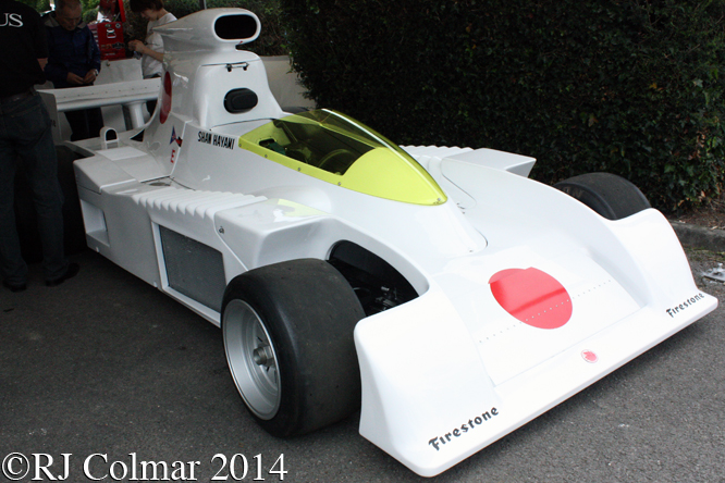 Maki F101, Goodwood Festival of Speed