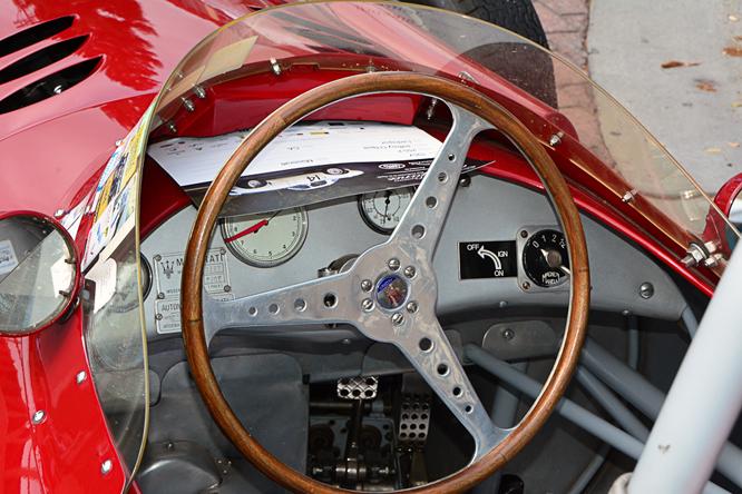 Maserati 250F, Danville Concours d'Elegance,