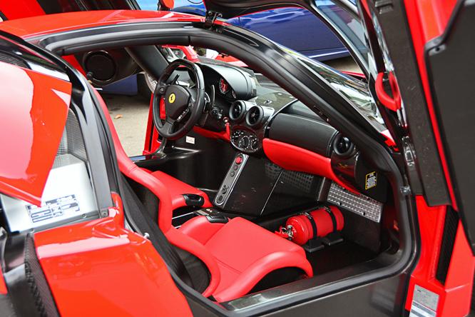 Ferrari Enzo, Danville Concours d'Elegance