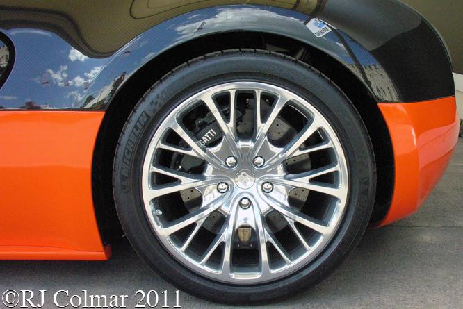 Bugatti Veyron EB 16.4 Super Sport WRE, Goodwood Festval of Speed