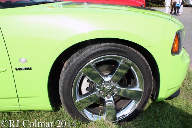 Dodge Charger Daytona R/T, Kernow Mill