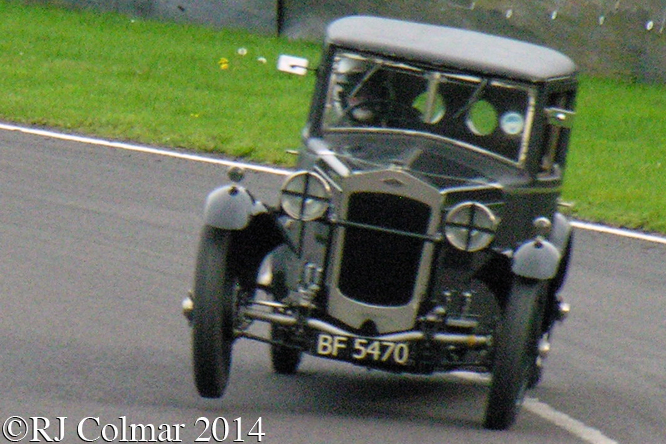 Patrick Blakeney Edwards, Fraser Nash Owlet, VSCC Pre War Sports Cars, Autumn Classic, Castle Combe