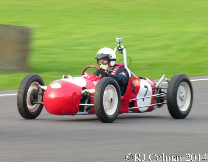 Petty Norton, Nigel Challis, BAC MSA Challenge, Castle Combe
