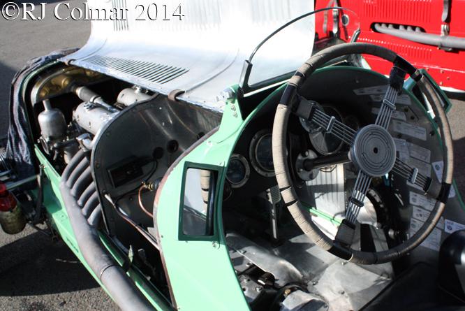 ERA R3A, VSCC Spring Start, Silverstone.