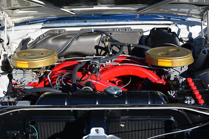Chrysler 300F, Niello Concours at Serrano