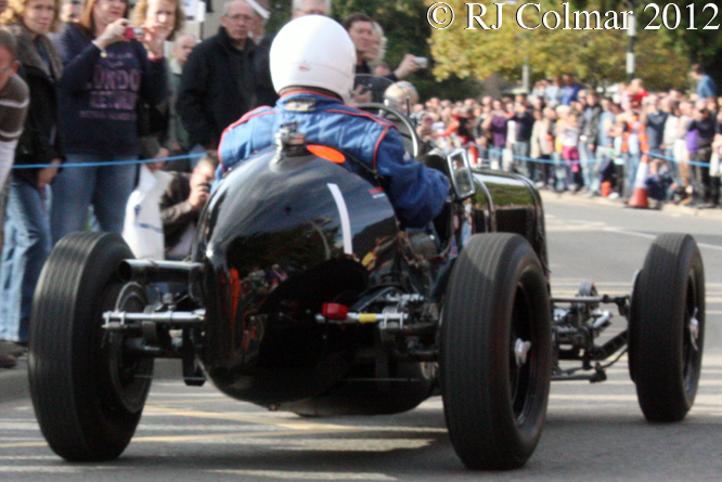 ERA, RB1, Tim Cottam, BRM Day, Bourne