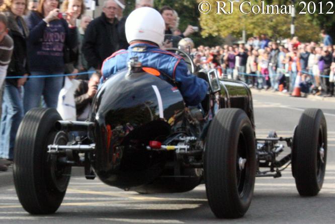 ERA, RB1, Tim Cottam, BRM Day, Bourne
