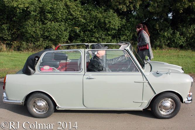 Wolseley Hornet, Crayford, Autumn Classic, Castle Combe,