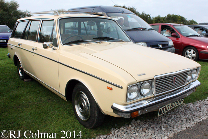 Humber Sceptre Estate, Autumn Classic, Castle Combe