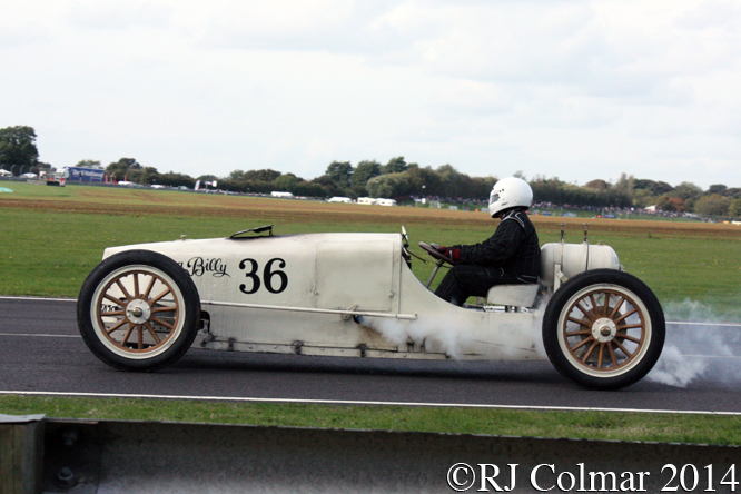White Whistling Billy, Robert Dyke, Autumn Classic, Castle Combe