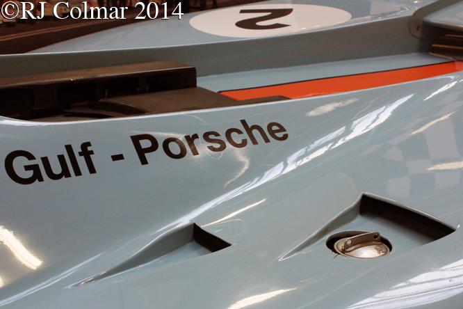 Porsche 917K, Classic Motor Show, NEC Birmingham