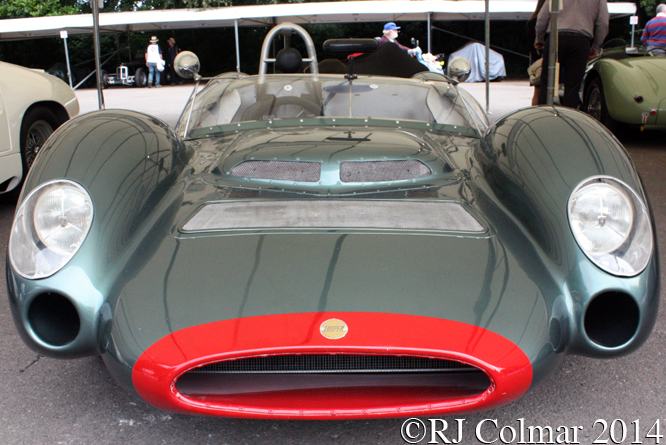 Cooper Monaco T61P, Goodwood Festival of Speed,