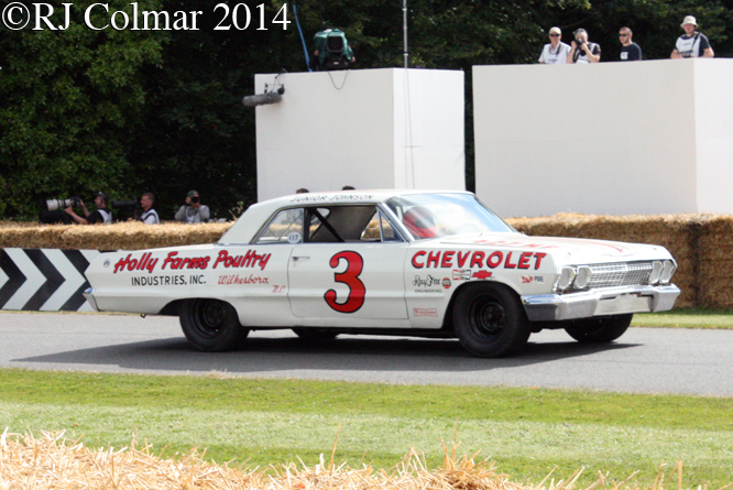 Chevrolet Impala SS, Robert Kauffman, Goodwood Festival of Speed