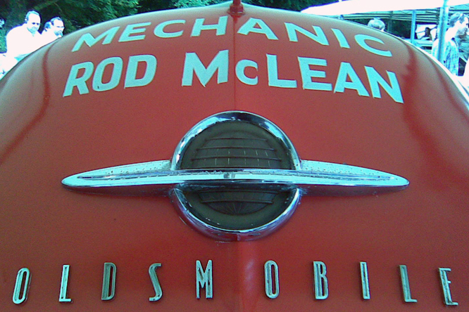 Oldsmobile Rocket 88, Goodwood Festival of Speed,