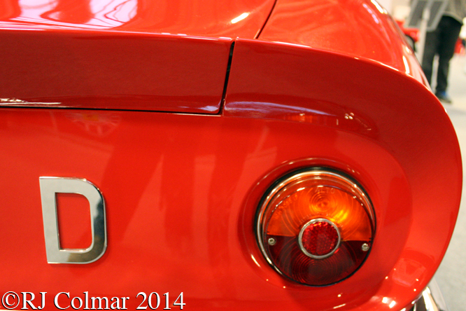 Ferrari 275 GTB/2, Classic Motor Show, NEC, Birmingham