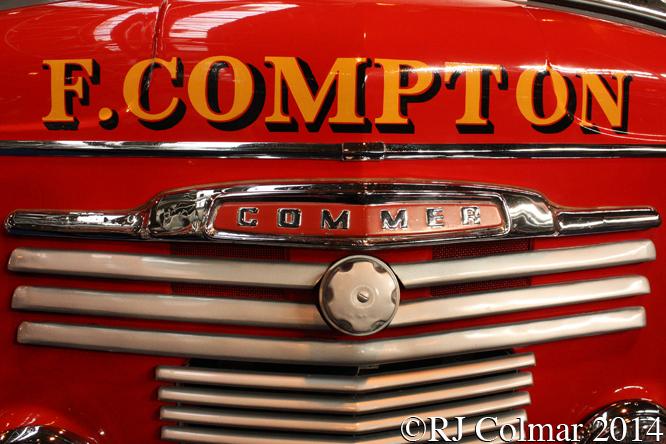 Commer QX TS3 Mk III, Classic Motor Show, NEC Birmingham