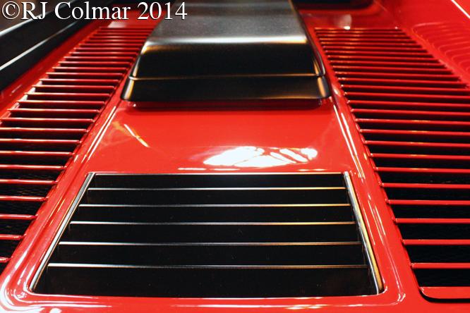 Ferrari 512BBi, Classic Motor Show, NEC,