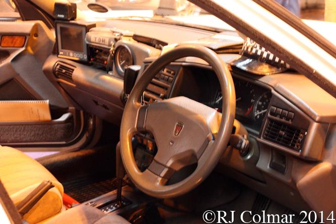 Rover 827, Classic Motor Show, NEC, Birmingham,