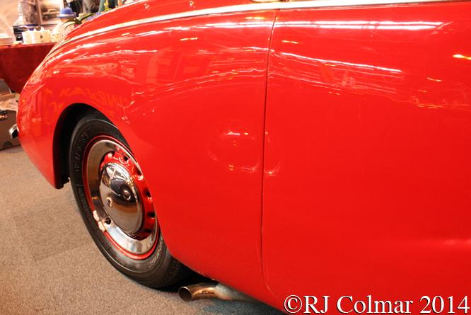 Sunbeam Alpine Mk III, Classic Motor Show, NEC, Birmingham,