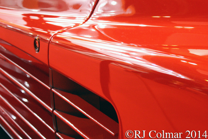 Ferrari Testarossa, Classic Motor Show, NEC, Birmingham