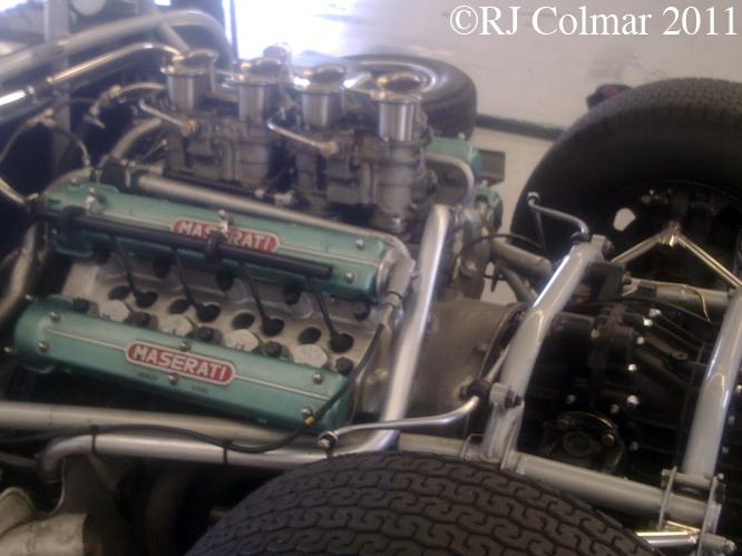 Cooper Monaco T61P, Silverstone