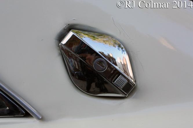 Reliant Scimitar GT Coupé, Avenue Drivers Club,