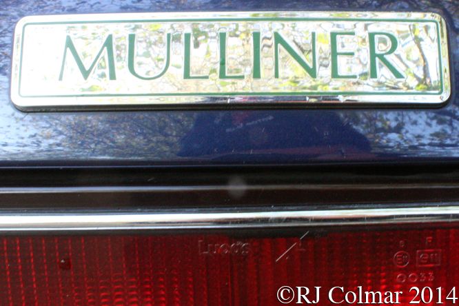 Bentley Brooklands R Mulliner, Avenue Drivers Club,