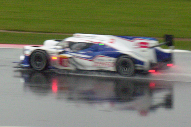 Toyota TS040 Hybrid, 6 Hours of Silverstone