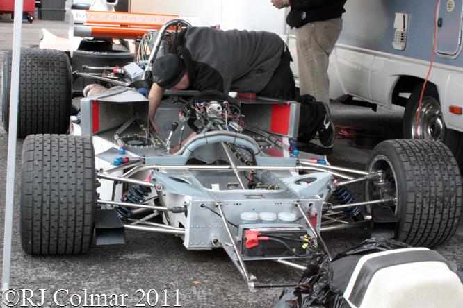Lola T332, Gold Cup, Oulton Park