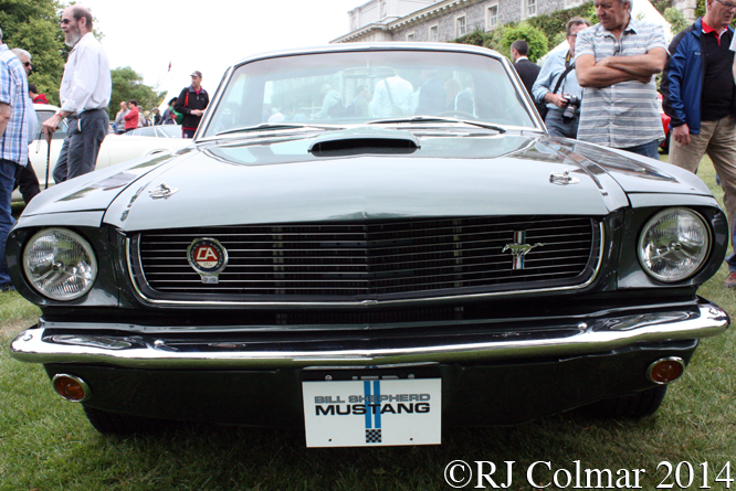 Mustang Ranchero, Cartier Style Et Lux, Goodwood Festival of Speed