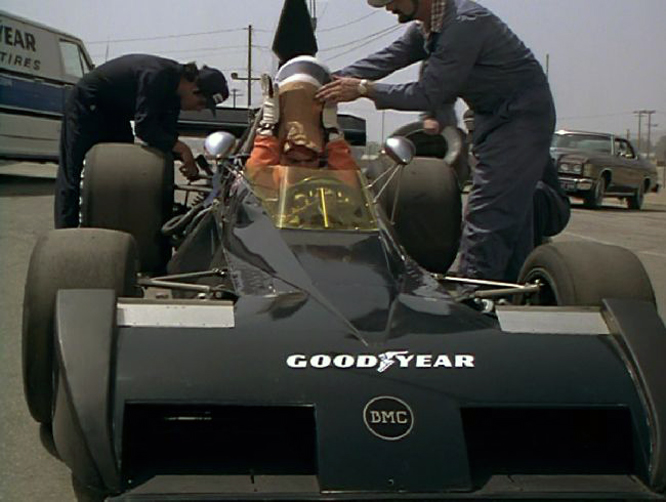 Brabham BT43, Tommy Lee Jones, The Betsy